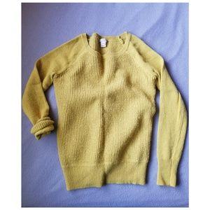 JCREW XS Waffle Sweater